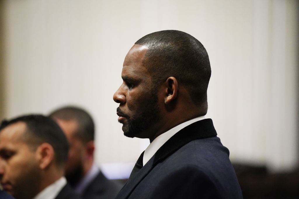 New Charges for R. Kelly