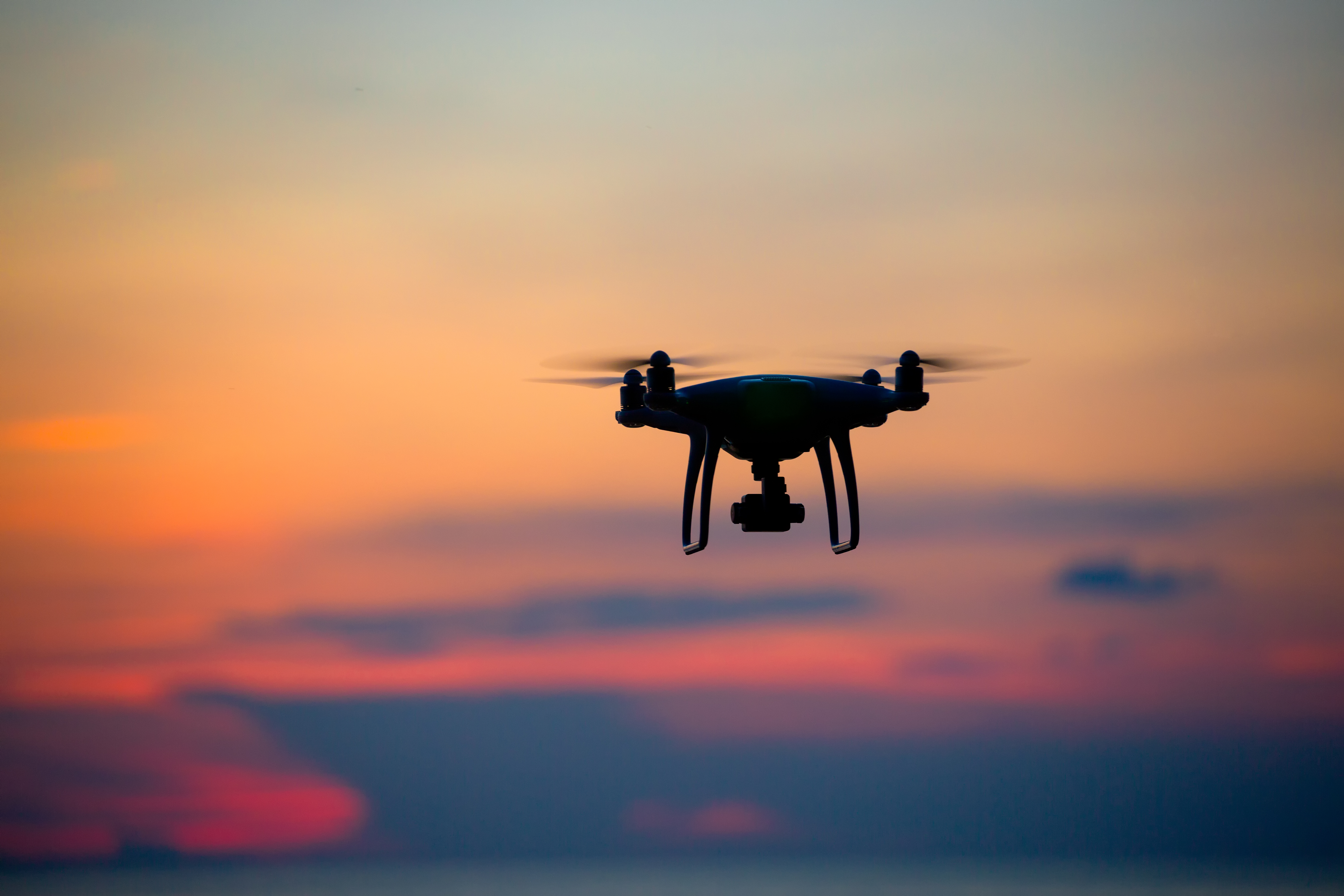 Forget Pizzas,  Drones Can Deliver Kidneys