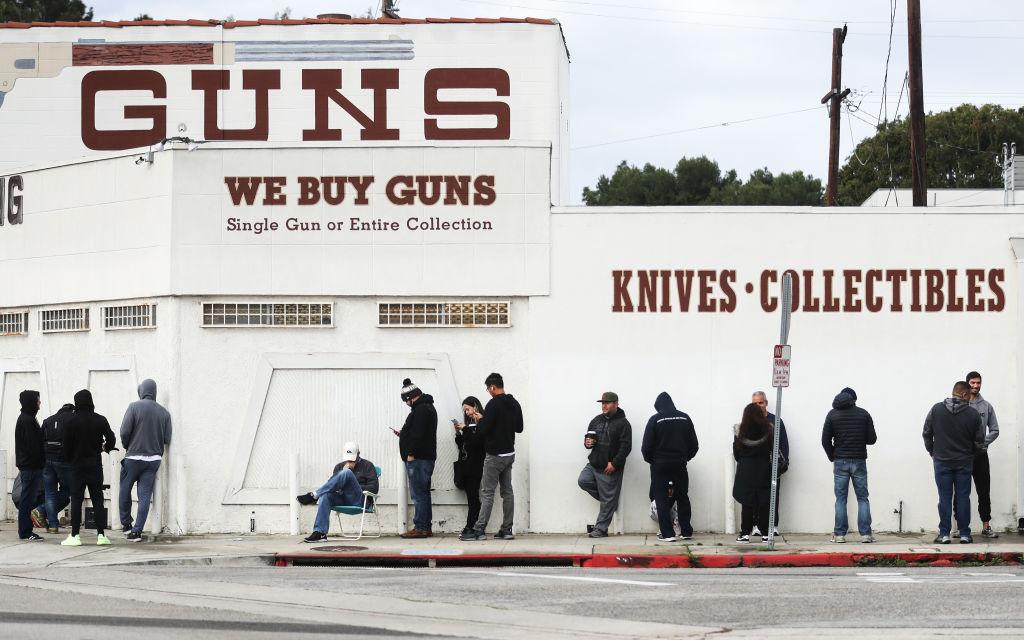 Federal Judge Blocks California Law Requiring Background ...