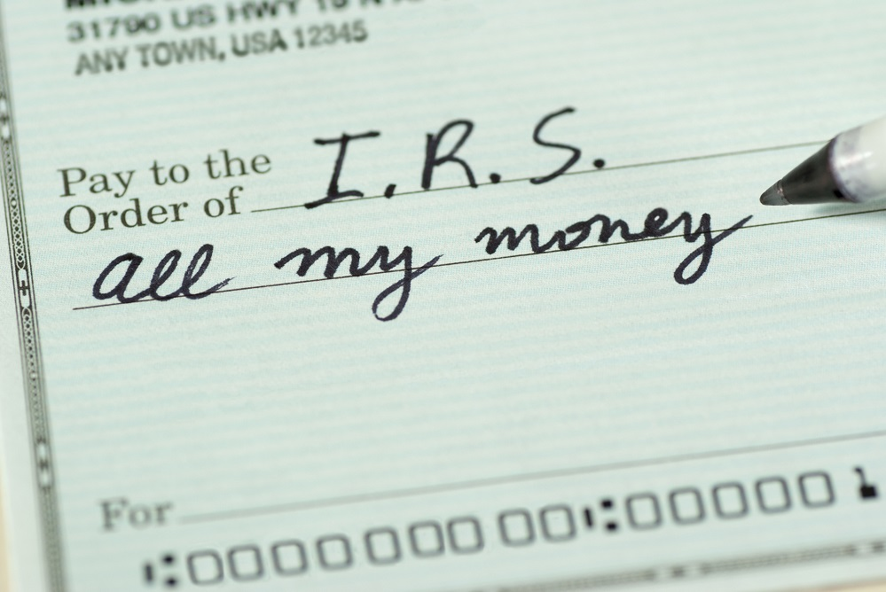 When lawyers Need a Lawyer: Taxes