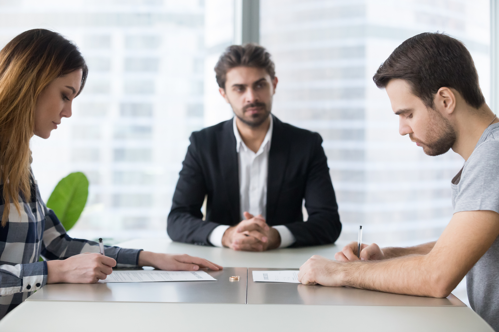 Do I Have to Go to Court for an Uncontested Divorce? - FindLaw