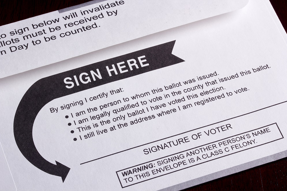 Texas to Pay for Voter Intimidation