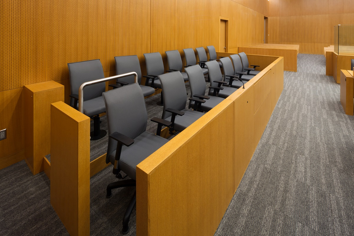 Self-Represented Man Wins Fourth Trial