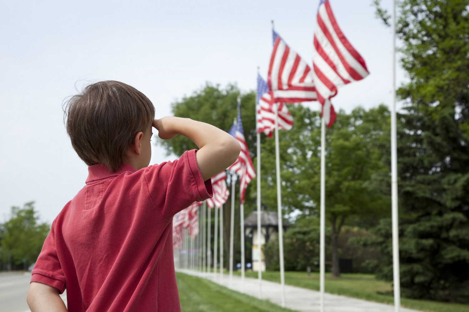 How Big is Too Big When it Comes to the American Flag?