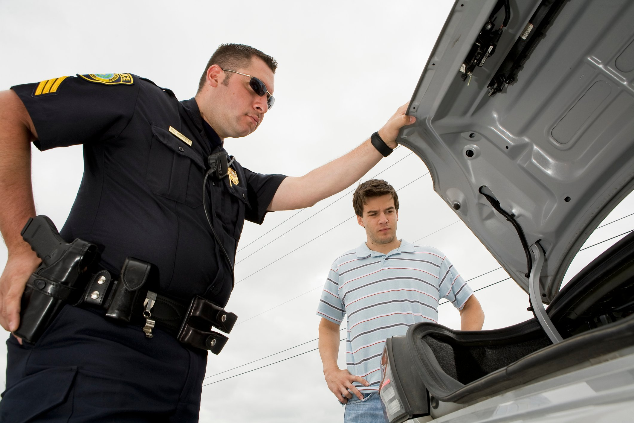 Can the Police Legitimately Search My Vehicle Without a Warrant? - FindLaw