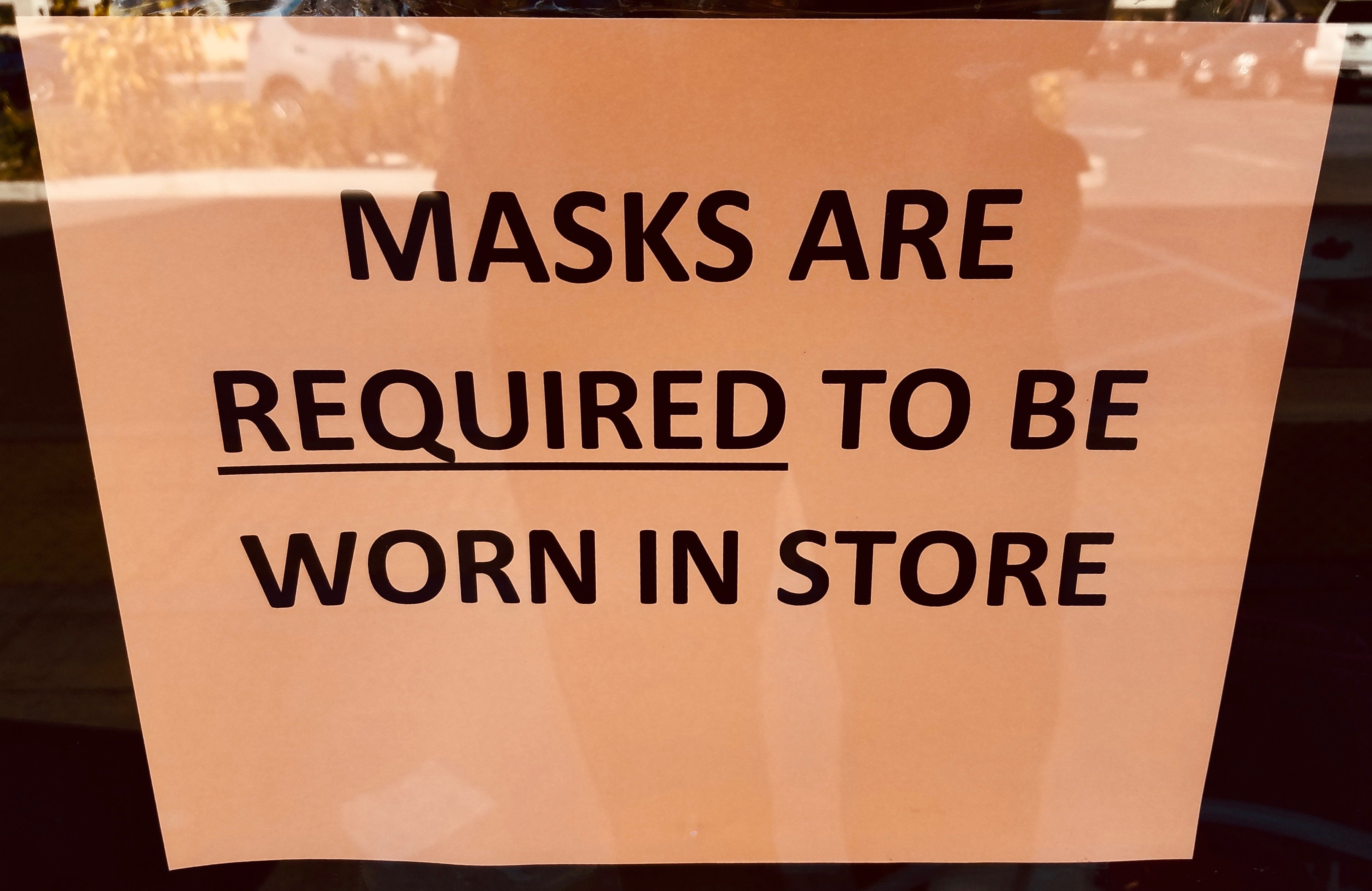 Virginia Car Tax >> No Shirt, No Mask, No Service? - FindLaw